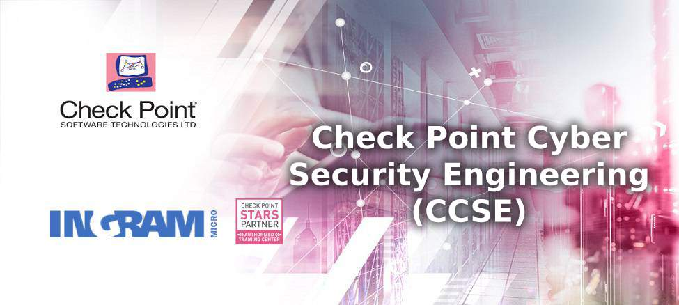 Check Point Cyber Security Engineering (CCSE) R80.10