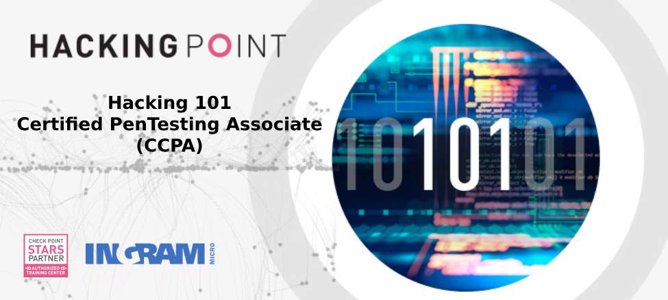 Hacking 101 Check Point Certified PenTesting Associate (CCPA)