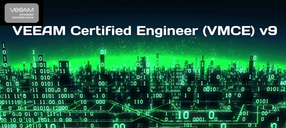 Veeam Certified Engineer (VMCE) v9