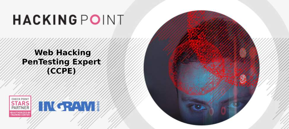 Web Hacking Check Point Certified PenTesting Expert (CCPE)