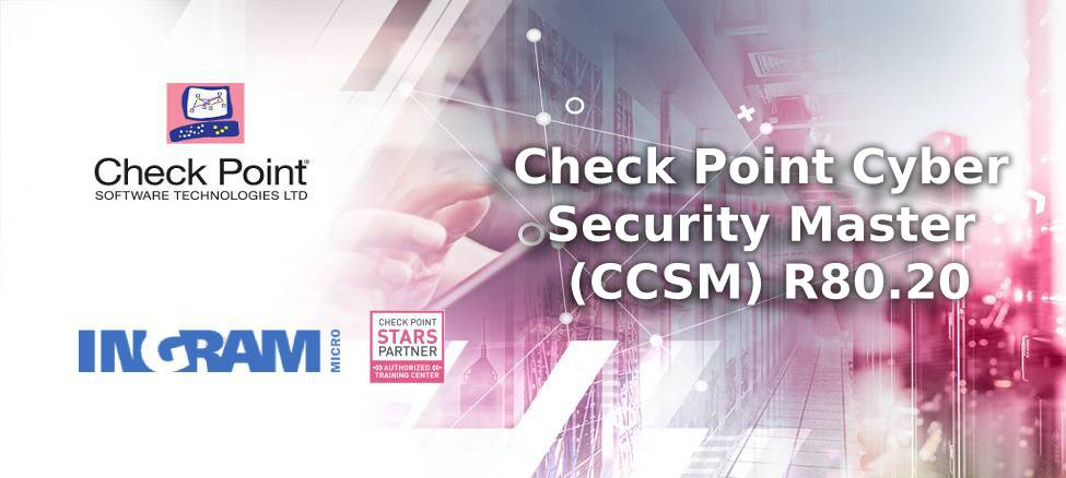 Check Point Cyber Security Master (CCSM) R80.20