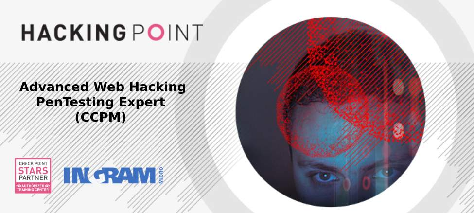 Advanced Web Hacking Check Point Certified PenTesting Expert (CCPM)