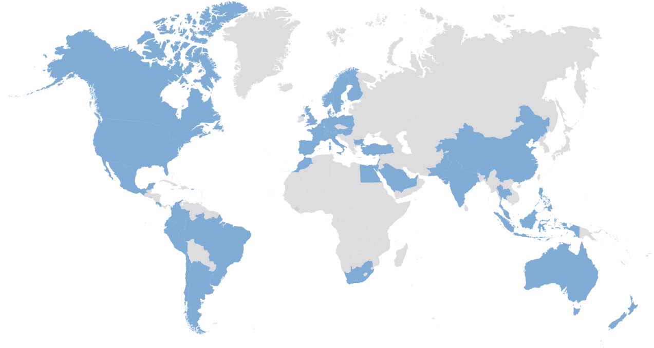 Ingram-Micro-world-map